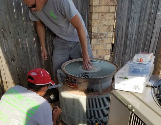 Cutting Edge AC guarantees its air conditioning repair and installation.